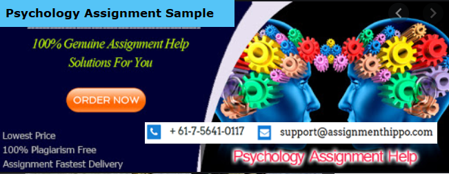 Psychology Assignment Sample