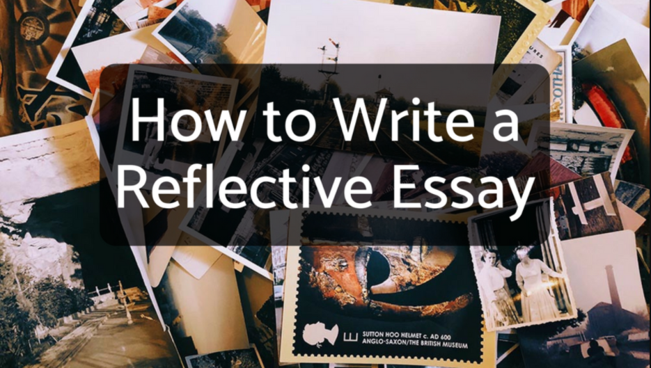 How to write a Reflection Paragraph