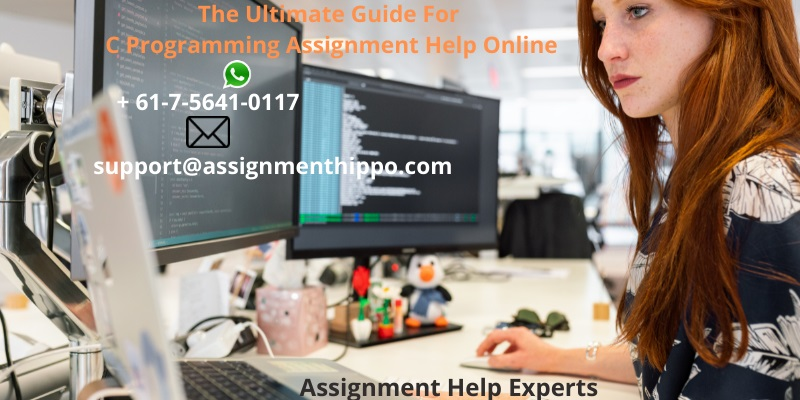 The Ultimate Guide For C Programming Assignment Help Online