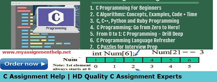 C Assignment Help
