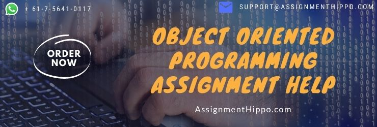 Object Oriented Programming Assignment Help