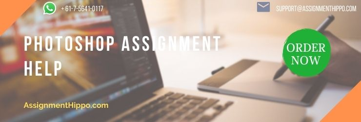 Photoshop Assignment Help